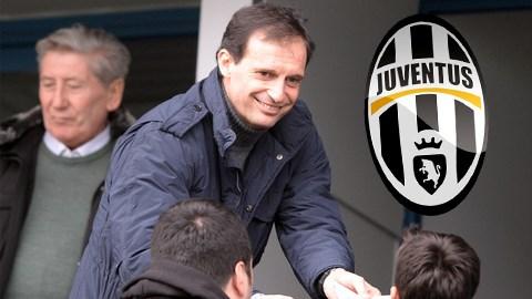 Allegri sẽ là HLV trưởng mới của Juventus