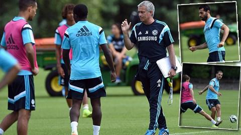 Mourinho rất quyết tâm