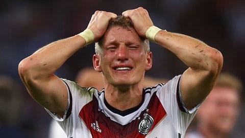 Đây có thể là kỳ World Cup cuối cùng của Schweinsteiger.