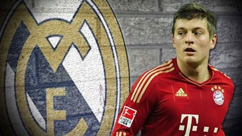 Kroos chính là miếng ghép hoàn hảo cho đội hình Real