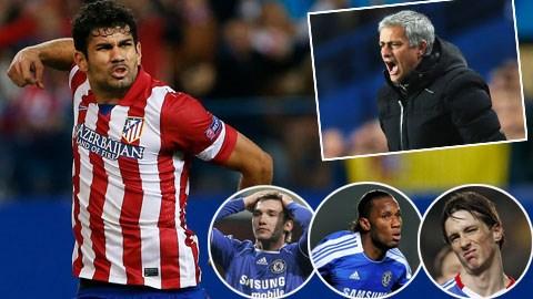 Bản hợp đồng Diego Costa đặt ra nhiều rủi ro thất bại với Chelsea
