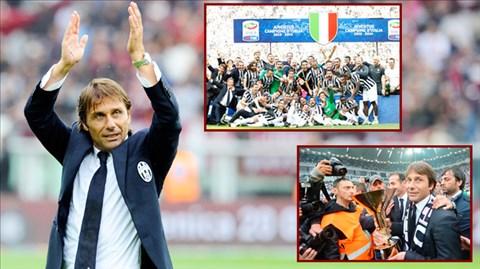 Conte không chấp nhận ở lại chỉ vì mỗi mục tiêu Scudetto của Juve