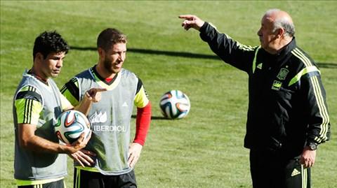 LĐBĐ Tây Ban Nha vẫn muốn gắn bó với HLV Del Bosque tới EURO 2016