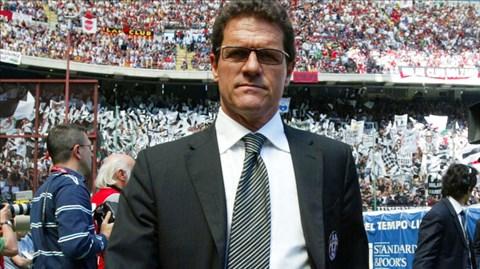 Lần gần nhất khi Capello ra đi, Juve phải mất 6 năm mới có Scudetto