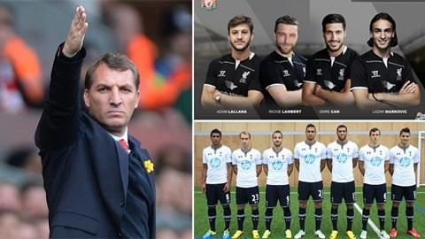 Rodgers sẽ không để Liverpool đi theo vết xe đổ của Tottenham
