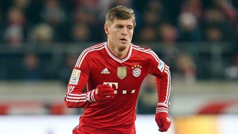 Kroos đang tiến gần hơn tới Real Madrid