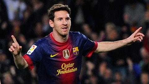 HLV Luis Enrique vẫn đánh giá rất cao tài năng của Messi