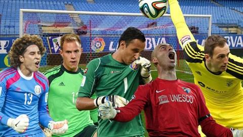 Vị trí thủ môn đang được các đội bóng La Liga quan tâm đặc biệt