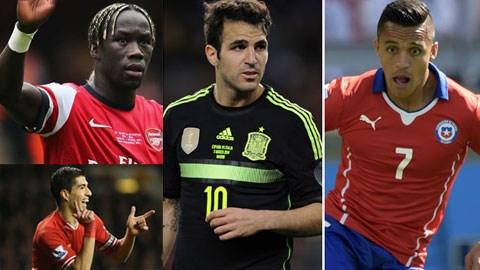Những cầu thủ đã thay đổi CLB, đến hoặc rời Premier League trong mùa Hè năm nay