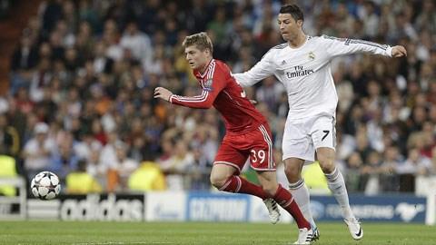 Kroos và Ronaldo sẽ là đồng đội kể từ mùa giải 2014/15