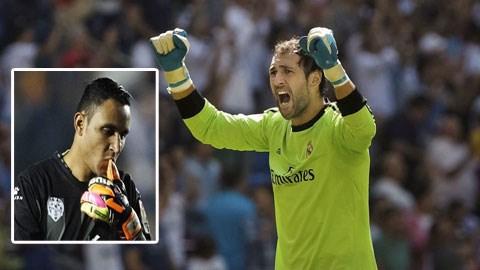 Lopez sẽ đấu tranh cho vị trí của bản thân ở Real