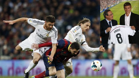 Đến Real, Toni Kroos (ảnh nhỏ) sẽ phải chịu sự cạnh tranh rất khốc liệt nơi hàng tiền vệ