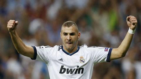 Benzema được đề nghị gia hạn hợp đồng đến năm 2019