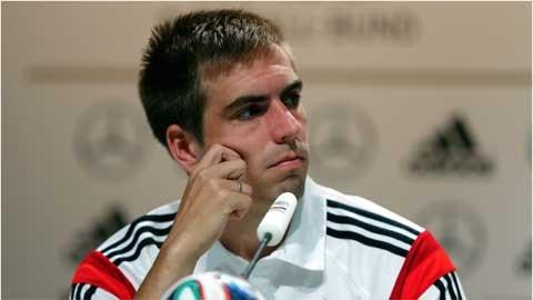 Philipp Lahm chia tay ĐT Đức