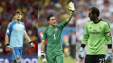 Ai sẽ là thủ môn số 1 của Real mùa tới?