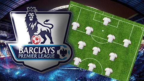 Đội hình 4-3-3 những mục tiêu chuyển nhượng của Premier League