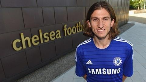 Filipe Luis sẽ thăng hoa tại Chelsea