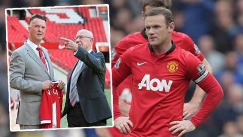 Những cầu thủ như Rooney phải rất cẩn trọng dưới thời Van Gaal