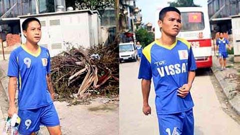 Danh Ngọc và Văn Thắng được xác định vô tội trong vụ việc cầu thủ V.NB bán độ