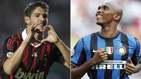 Sampdoria muốn chiêu mộ cả Pato và Eto'o