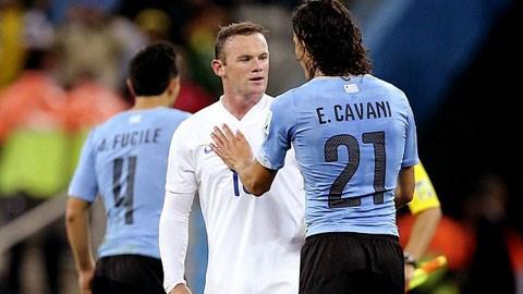 Rooney và Cavani sắp đổi chỗ cho nhau?