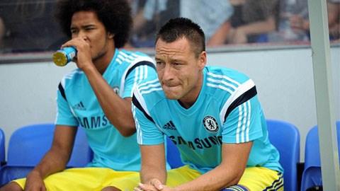 Terry vẫn là một chỗ dựa vững chắc cho Chelsea