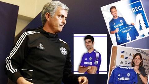 Với những tân binh chất lượng, HLV Mourinho đã sớm có trong tay đội hình ông mong muốn để hướng đến mùa giải mới