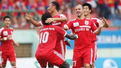 B.BD đang có cơ hội lớn để vô địch V-League 2014