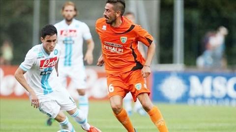 Napoli vs FeralpiSalo
