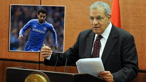 Thủ tướng Mahlab đã đặc cách cho trường hợp của Salah