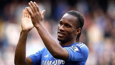 Drogba sẽ trở lại Chelsea