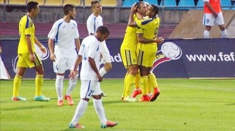 Maccabi Tel Aviv vs Santa Coloma