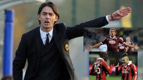 HLV Inzaghi đang nỗ lực chiêu mộ Cerci để hoàn thiện hàng công 3 người cho Milan