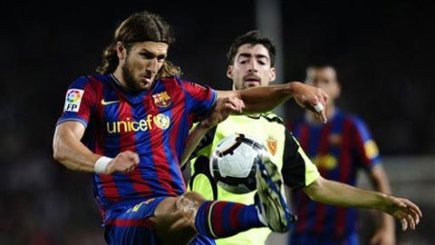 Chỉ sau 1 mùa, Barca lỗ đến 10 triệu euro khi đầu tư vào Chygrynskiy