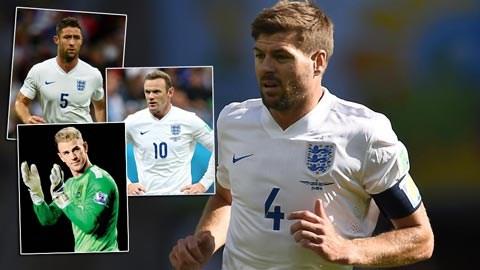 Không một cái tên nào thực sự xứng đáng thay Gerrard