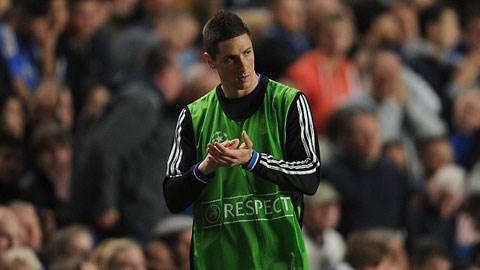 Atletico Madrid cần sự phục vụ của Torres
