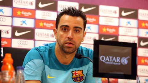 Xavi vẫn còn giữ được tình yêu với Barca