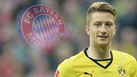 Reus có muốn gia nhập Bayern?