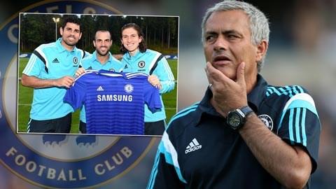 Chelsea của Mourinho đã sẵn sàng thống trị nước Anh