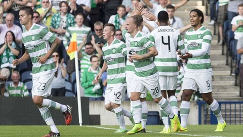 Celtic đã giành vé tham dự vòng sơ loại thứ 3