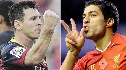 Messi sẽ không bắt nạt được Suarez tại Barca