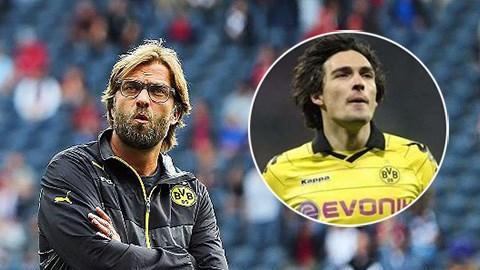 Dortmund cương quyết không bán Hummels