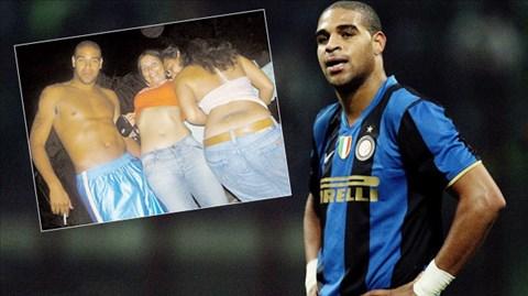 Adriano mải ăn chơi nên vụt tắt quá sớm ở tuổi 24