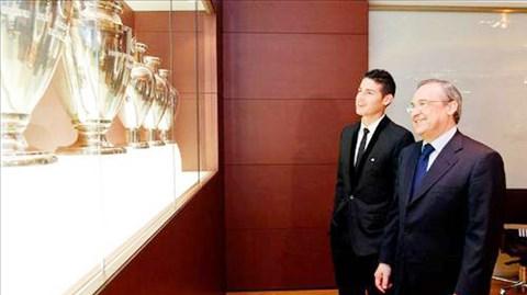 Theo Rodriguez, anh đến Real trên tất cả là vì đam mê