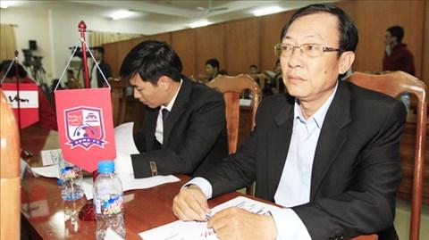 GĐĐH CLB Đồng Nai - ông Nguyễn Văn Long