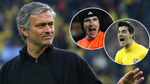 Mourinho đau đầu khi phải chọn ra thủ môn chính thức