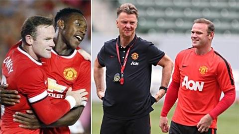 Với Van Gaal, Rooney có thể tìm lại vị thế ngôi sao