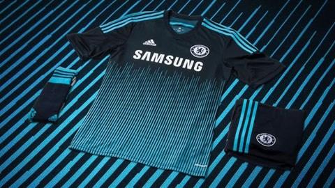 Áo sân khách thứ 2 của Chelsea mùa tới