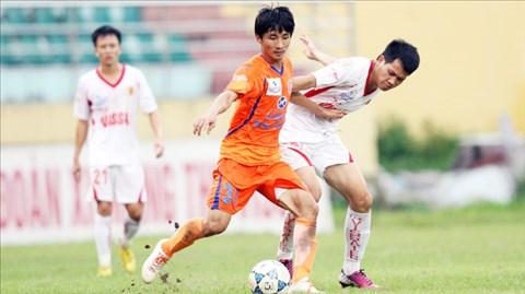 Cánh cửa bóng đá chuyên nghiệp có nguy cơ khép lại với Thế Sơn ở tuổi 23