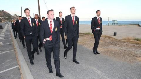 Man United là CLB Premier League tiêu biểu tự nguyện hành xác trên đất Mỹ